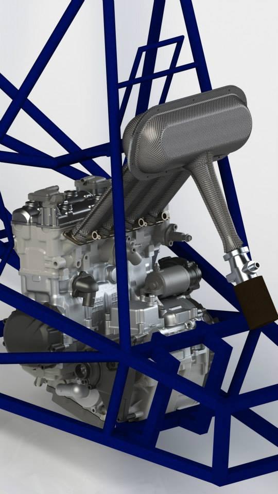 2001 Suzuki GSXR600 – Bolton Works – Measurement without