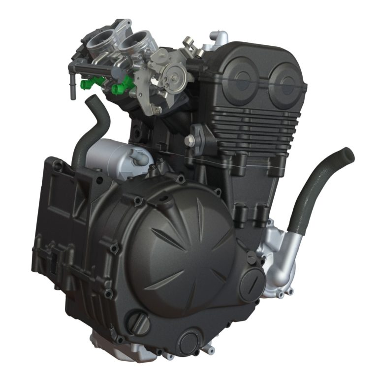 2016 Kawasaki ES650