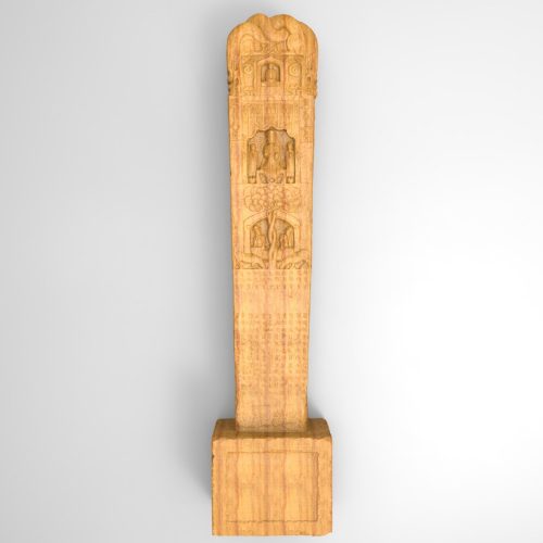 Bolton Works Chinese Stele Boma (16)