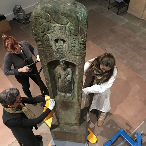 Bolton Works Chinese Stele Boma (5)