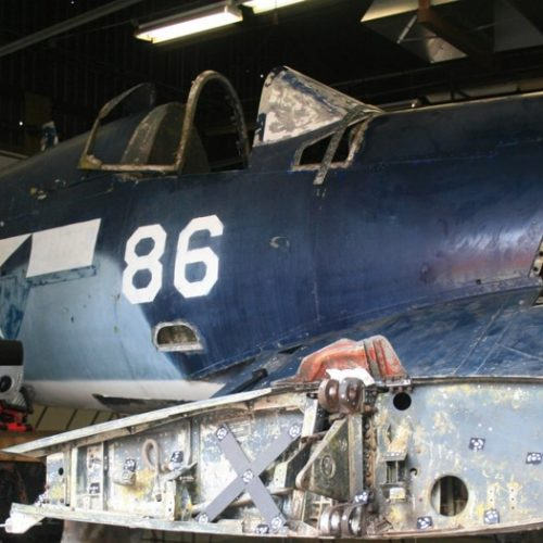 Bolton Works Connecticut Corsair F4U Wing Bracket (2)