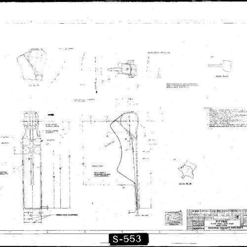 Bolton Works Connecticut Corsair F4U Wing Bracket (3)