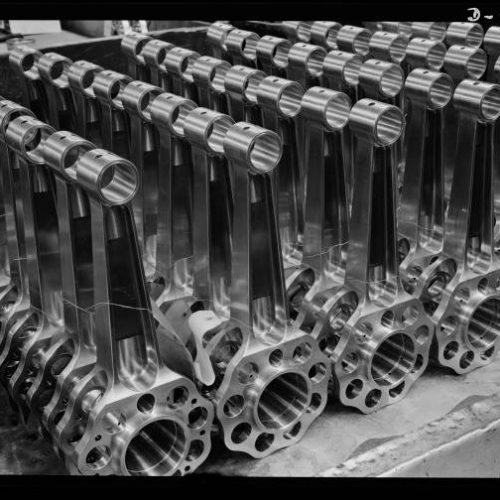 Bolton Works Pratt Whitney R1340 Master Rod (2)