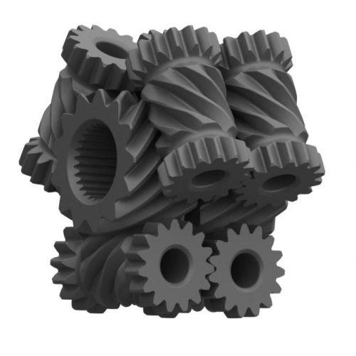 Bolton Works Solidworks FSAE Torsen Differential (3)