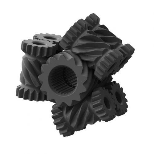 Bolton Works Solidworks FSAE Torsen Differential (5)