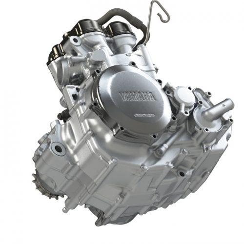 2009 Yamaha YFZ450R