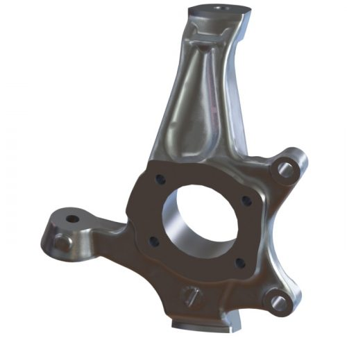 Corvette 1988-1996 Steering Knuckle (5)